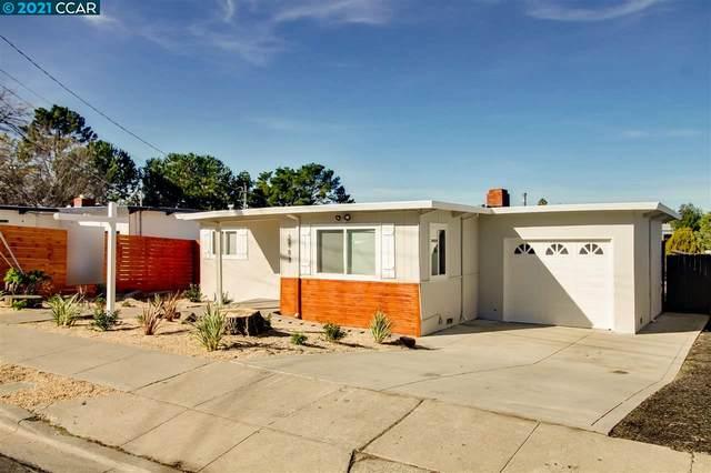 2883 Hilltop Dr, Concord, CA 94520 (MLS #40934679) :: Paul Lopez Real Estate