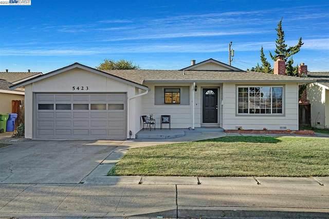 5423 Curtis St, Fremont, CA 94538 (#40934730) :: Excel Fine Homes