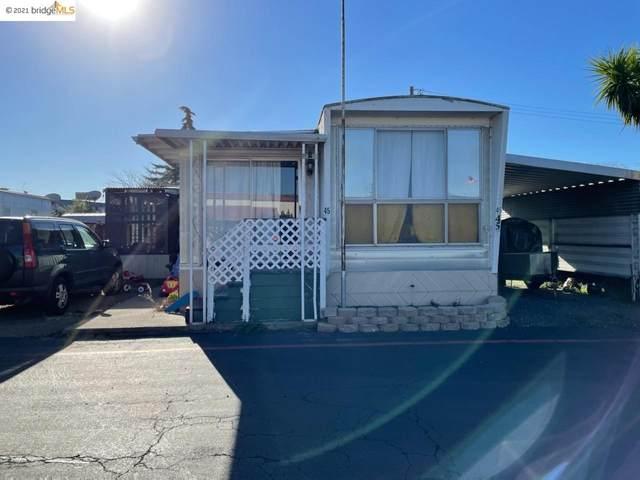 4400 Gateway #45, Bethel Island, CA 94511 (MLS #40934734) :: Paul Lopez Real Estate