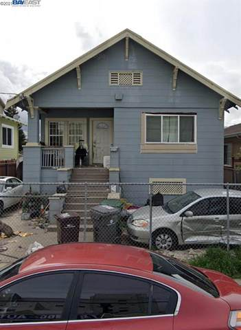 1324 76Th Ave, Oakland, CA 94621 (#40934752) :: Paradigm Investments