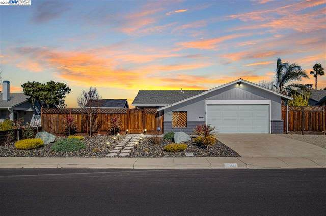 448 Cedar Dr, Livermore, CA 94551 (#40934756) :: Realty World Property Network