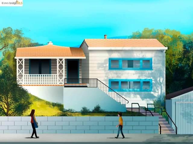 2968 Parker Ave, Oakland, CA 94605 (#40934768) :: Excel Fine Homes