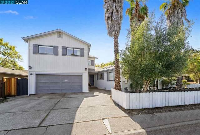 1911 Alvarado Ave, Walnut Creek, CA 94597 (#40934792) :: Excel Fine Homes