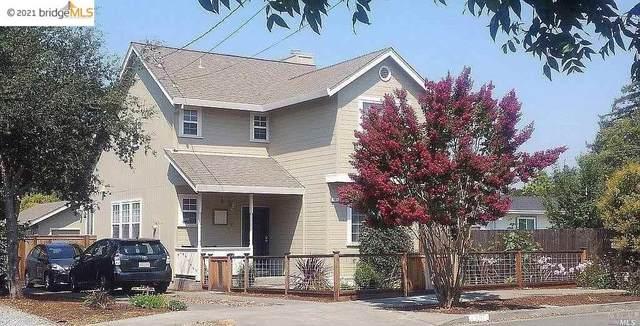 1301 King St, Santa Rosa, CA 95404 (#40934806) :: Excel Fine Homes