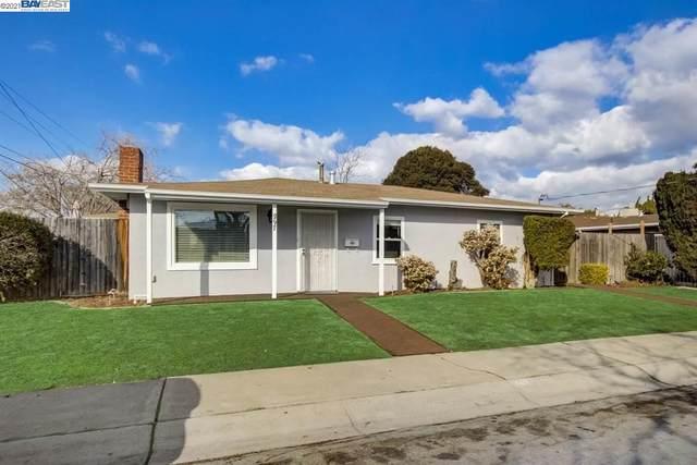 897 Lester Ave, Hayward, CA 94541 (#40934824) :: J. Rockcliff Realtors