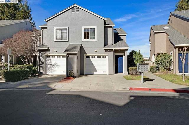 18 Crystal Gate Cmn, Hayward, CA 94544 (#40934826) :: Paradigm Investments