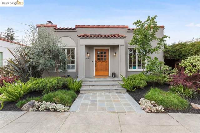 1726 Grant St, Berkeley, CA 94703 (#40934836) :: The Grubb Company