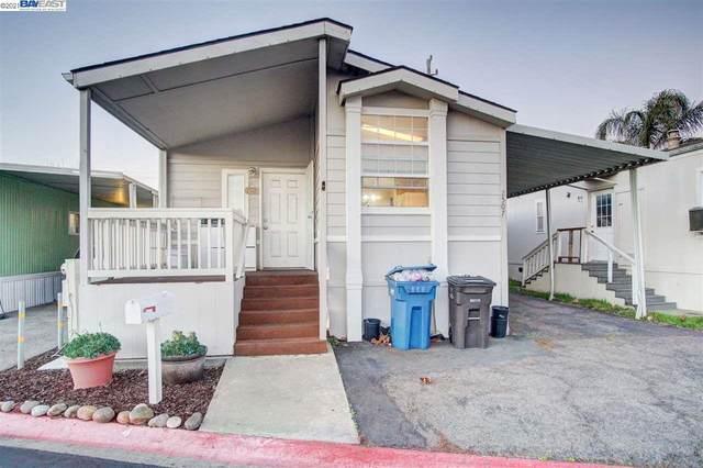 2507 Parkside Dr #4, Union City, CA 94587 (#40934869) :: Paradigm Investments