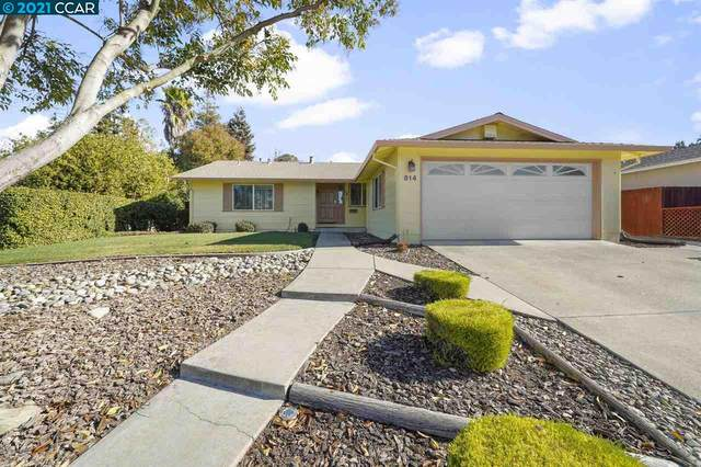 814 Marie Ave, Martinez, CA 94553 (#40934897) :: Excel Fine Homes