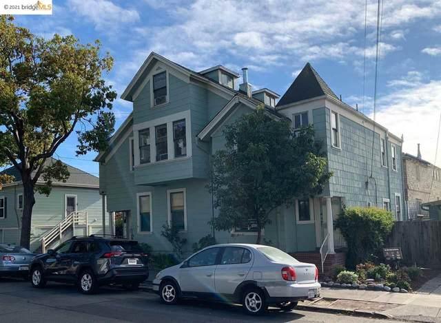897 Oak Street, Alameda, CA 94501 (#40934918) :: Excel Fine Homes