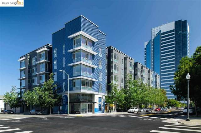 901 Jefferson Street #105, Oakland, CA 94607 (#40934921) :: The Grubb Company
