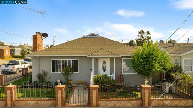 2886 Lincoln Ave, Richmond, CA 94804 (MLS #40934924) :: 3 Step Realty Group
