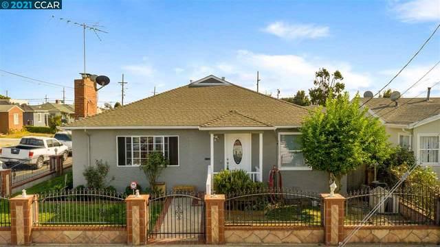 2886 Lincoln Ave, Richmond, CA 94804 (#40934924) :: Excel Fine Homes