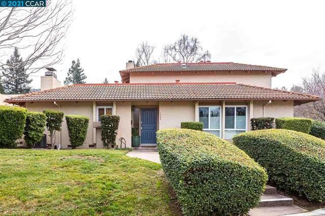 1380 Camino Peral, Moraga, CA 94556 (#40934952) :: Paradigm Investments