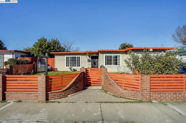 271 Elmwood Ln, Hayward, CA 94541 (#40934957) :: The Lucas Group