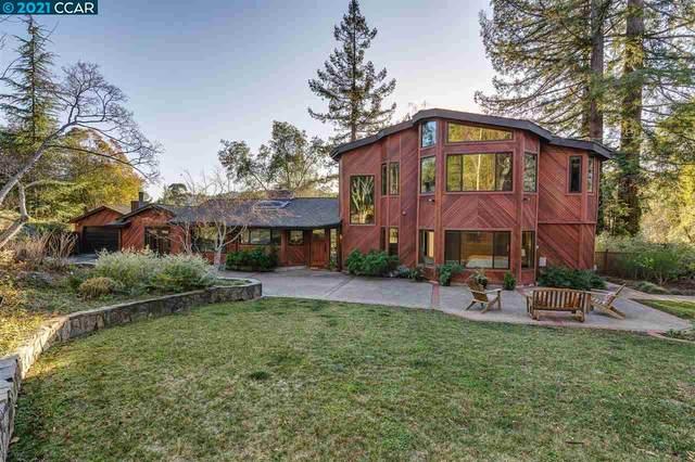 28 Ivy Drive, Orinda, CA 94563 (#40935000) :: J. Rockcliff Realtors