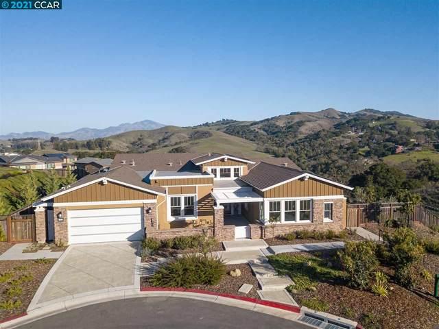 231 Los Santos Court, Moraga, CA 94556 (#40935023) :: Paradigm Investments