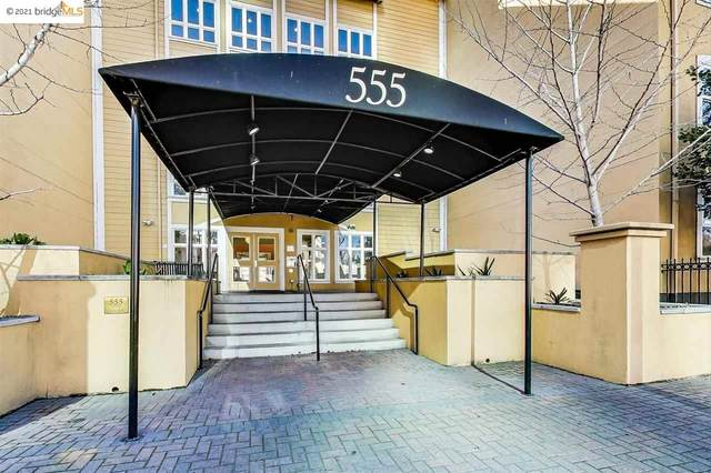 555 10th St #324, Oakland, CA 94607 (#40935028) :: The Lucas Group