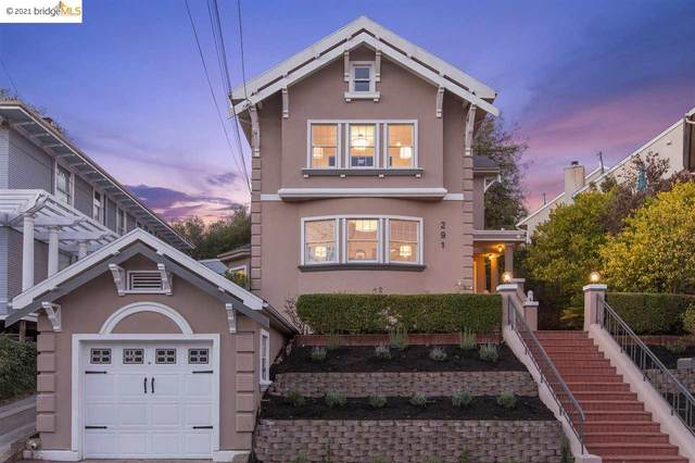 291 Jayne Ave, Oakland, CA 94610 (#40935045) :: The Venema Homes Team