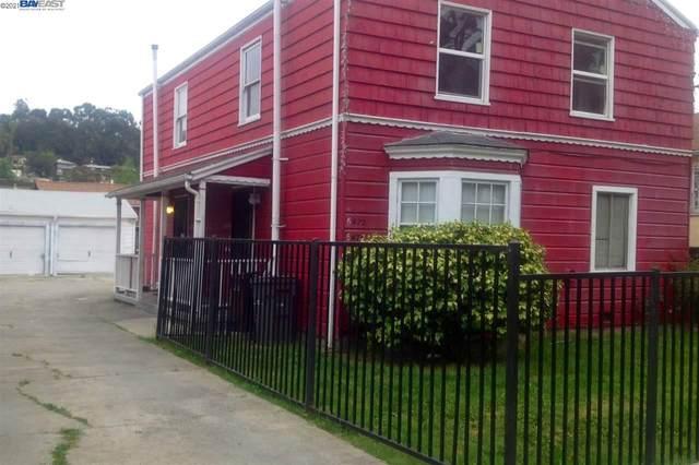 6472 Macarthur, Oakland, CA 94605 (#40935046) :: Excel Fine Homes