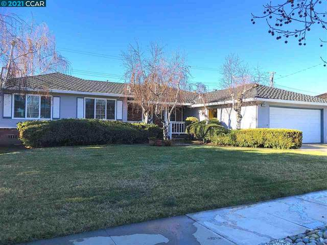 5125 Earle Street, Fremont, CA 94536 (#40935047) :: Paradigm Investments