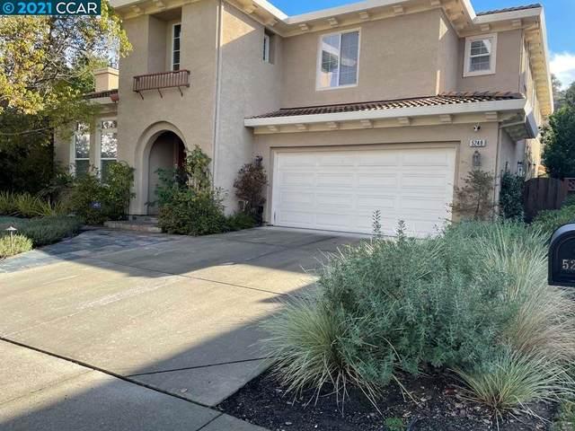 5248 S Montecito Dr, Concord, CA 94521 (#40935051) :: The Grubb Company