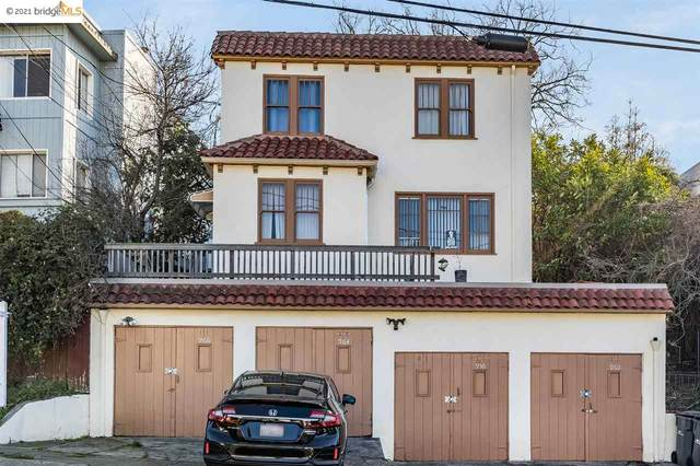 966 Bayview Ave, Oakland, CA 94610 (#40935082) :: The Grubb Company