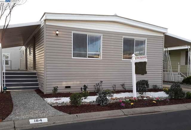 184 Santa Teresa #184, San Leandro, CA 94579 (#40935084) :: Real Estate Experts