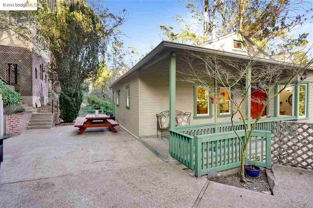 6408 Valley View Rd., Oakland, CA 94611 (#40935089) :: Excel Fine Homes