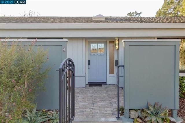 2324 Pine Knoll Dr #4, Walnut Creek, CA 94595 (#40935090) :: The Grubb Company