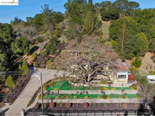 4310 El Nido Ranch Rd, Orinda, CA 94563 (#40935104) :: J. Rockcliff Realtors