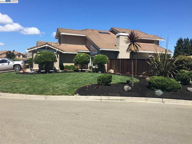 2161 Canyon Crest Ave, San Ramon, CA 94582 (#40935124) :: The Venema Homes Team