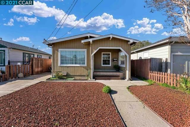 425 42nd St, Richmond, CA 94805 (#40935126) :: Paradigm Investments