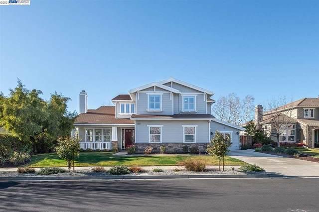 5521 Calico Ln, Pleasanton, CA 94566 (#40935158) :: The Venema Homes Team