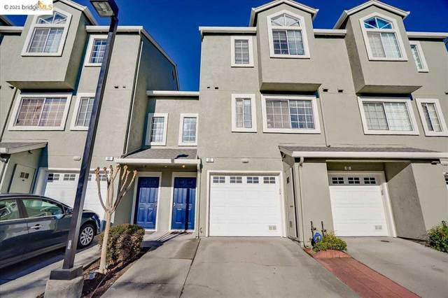65 Trestle Dr, Hayward, CA 94544 (#40935182) :: Paradigm Investments