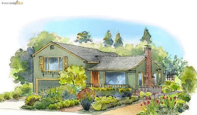 1849 Brentwood Rd, Oakland, CA 94602 (MLS #40935188) :: Paul Lopez Real Estate