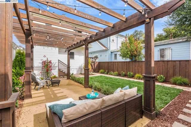 819 30th Street, Oakland, CA 94568 (#40935228) :: Paradigm Investments