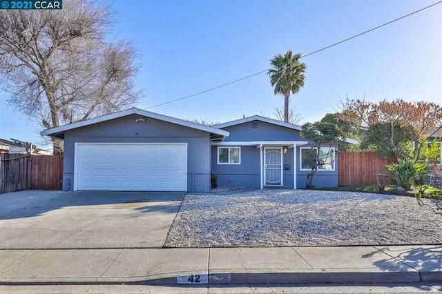 42 Portview Dr, Bay Point, CA 94565 (#40935230) :: Excel Fine Homes