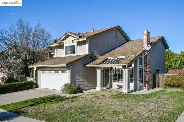 33917 Tybalt Ct, Fremont, CA 94555 (#40935244) :: Blue Line Property Group