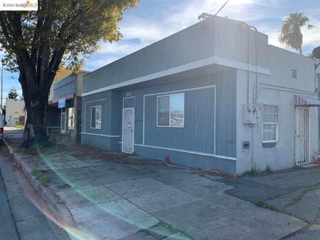260 E 10Th St, Pittsburg, CA 94565 (#40935251) :: The Grubb Company