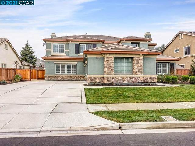 2293 Star Lilly St, Brentwood, CA 94513 (#40935272) :: Excel Fine Homes