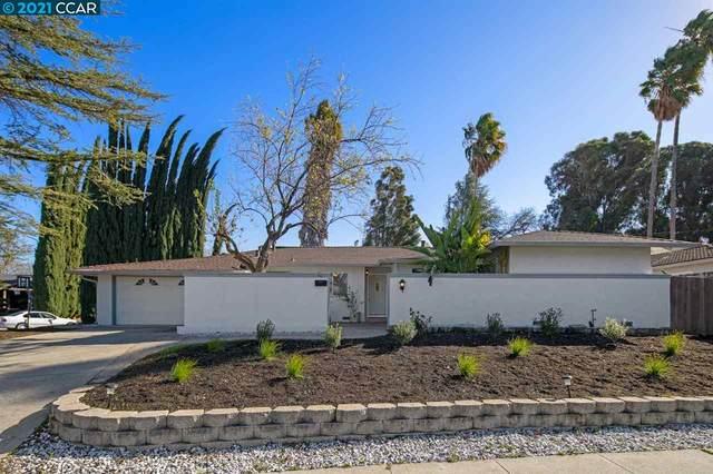 740 Savannah Circle, Walnut Creek, CA 94598 (#40935281) :: Excel Fine Homes