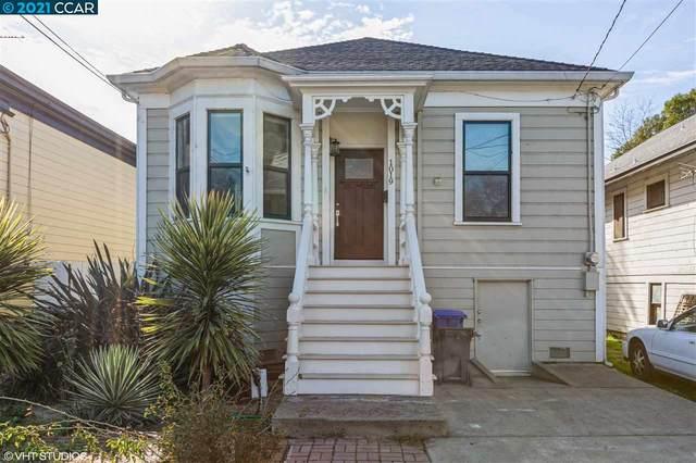 1019 Oak St, Napa, CA 94559 (#40935309) :: Excel Fine Homes