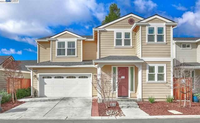305 Augustine Pl, Pleasanton, CA 94566 (#40935346) :: Realty World Property Network