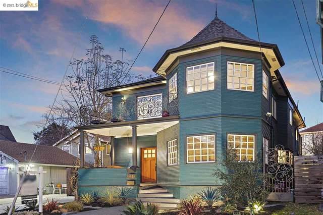 3117 Ellis St, Berkeley, CA 94703 (#40935359) :: Armario Homes Real Estate Team