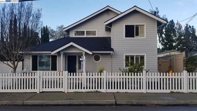 4091 Vineyard Av, Pleasanton, CA 94566 (#40935360) :: The Venema Homes Team