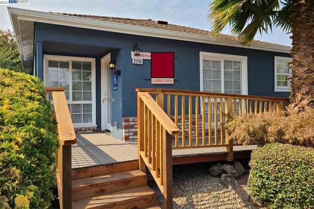 21715 Redwood Rd, Castro Valley, CA 94546 (#40935362) :: RE/MAX Accord (DRE# 01491373)