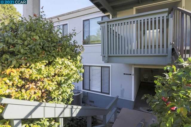 2200 Pine Knoll Drive #6, Walnut Creek, CA 94595 (#40935363) :: Excel Fine Homes