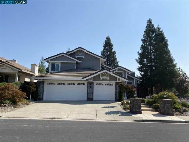 949 Spring Water Street, Danville, CA 94506 (#40935368) :: The Grubb Company