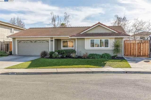 3661 Dunsmuir Cir, Pleasanton, CA 94588 (#40935409) :: Realty World Property Network